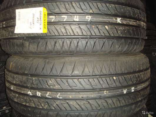 Новые Dunlop 265/65 R17 данлоп грандтрэк пт3