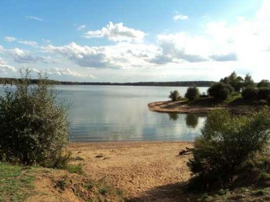Участок 8 соток на Можайском водохранилище в СНТ «Яблонька», д. Красновидово. Фото 3