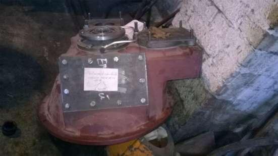 Редуктор привода насоса для двигателя ЯМЗ