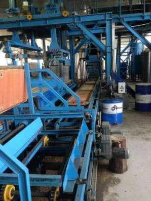 Линия по произв-ву щепоцементной плиты PGSTROM в г. Белореченск Фото 5