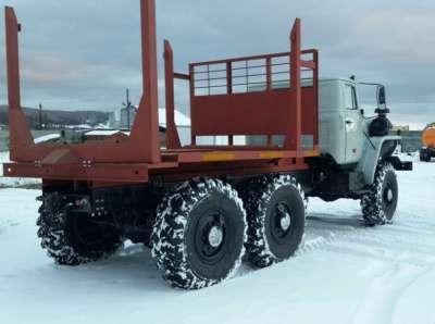 грузовой автомобиль УРАЛ 43204 лесовоз в г. Воркута Фото 1