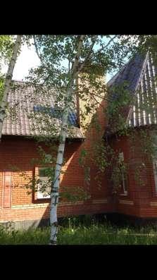 Продажа двухэтажного кирпичного дома 17 км от МКАД Хрипань