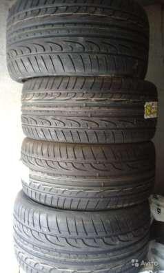 Новые Dunlop 255/55 R18 Sport Maxx 050+ XL