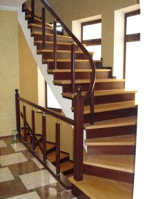 Делаю лестницы в Краснодаре Фото 3