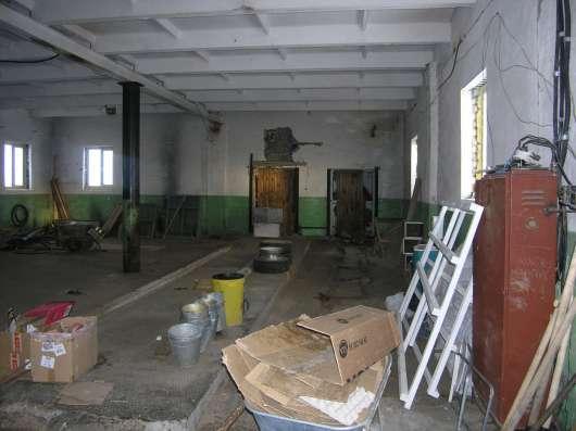 База в д. Княжева по Ялуторовскому тракту от Тюмени