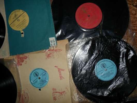 Грампластинки из коллекции 500 шт, от 50 -400 р