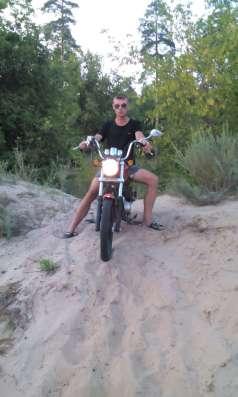 Мотоцикл джордан 110см3