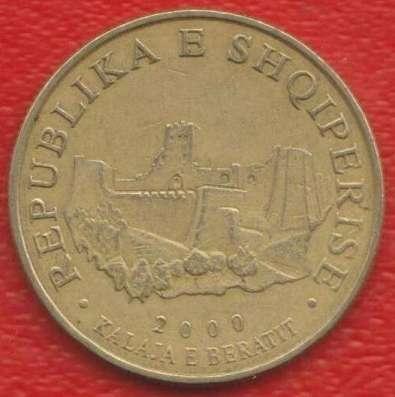 Албания 10 лек 2000 г. в Орле Фото 1