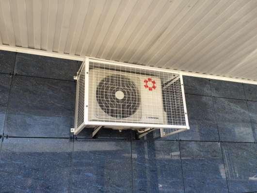 Кондиционеры, вентиляция, тепловое оборудование