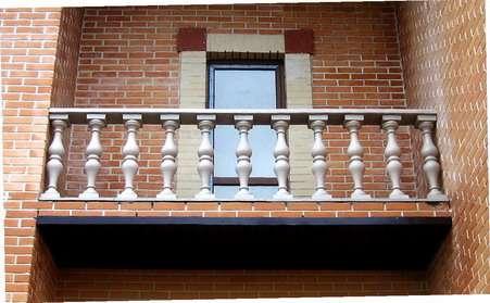 Балясина бетонная