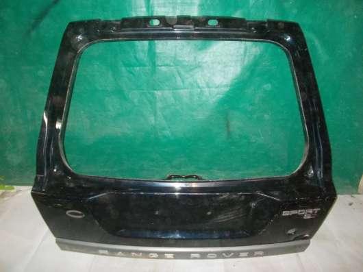 Range Rover Sport-1 Крышка Багажника б/у оригинал