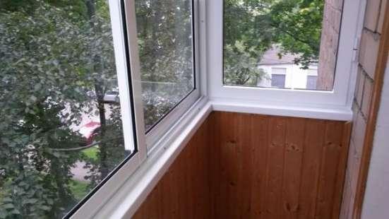 Остекление балконов и лоджии. в Москве Фото 5