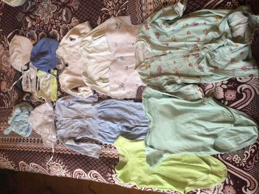 Продам мешок детских вещей в Москве Фото 3