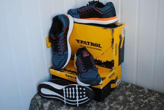 Супер легкие кроссовки * Patrol * 44 размер
