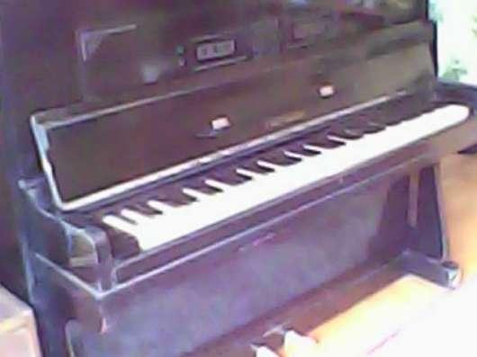 Подарю пианино