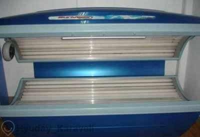 Солярий - Коллагенарий на 220 вольт Sunvision 222 XXL