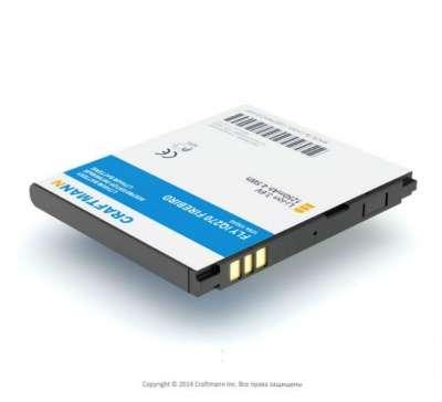 АКБ CRAFTMANN для FLY IQ270 / BL4008