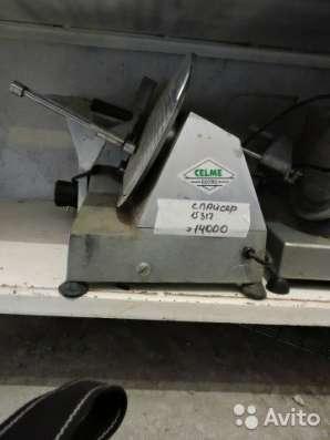 торговое оборудование Слайсер celme N312