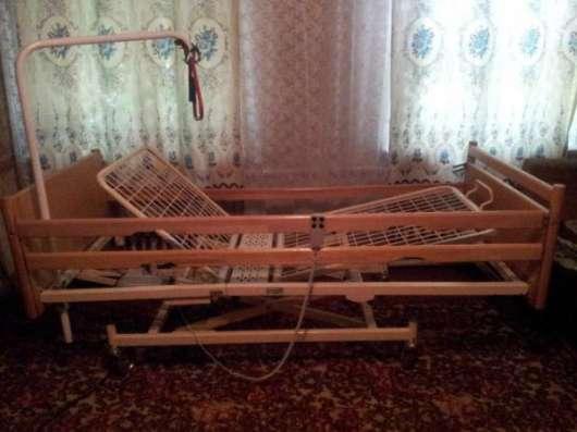 Прокат/аренда кровати инвалидной, кровати медицинской