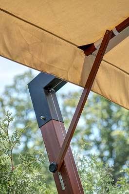 Зонт Ливорно для кафе и пляжа в Краснодаре Фото 4