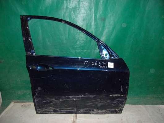 Дверь правая BMW X6 e71