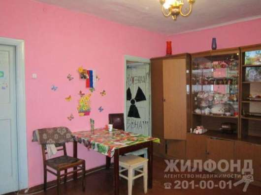 дом, Новосибирск, Циолковского, 46 кв.м. Фото 5