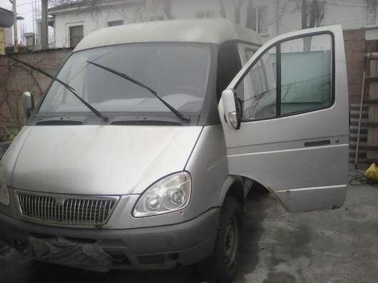 Продам грузопассажирский Соболь 27527, 4х4