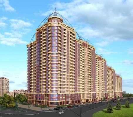 Продам 3х комнатную квартиру в центре, новом элитном доме