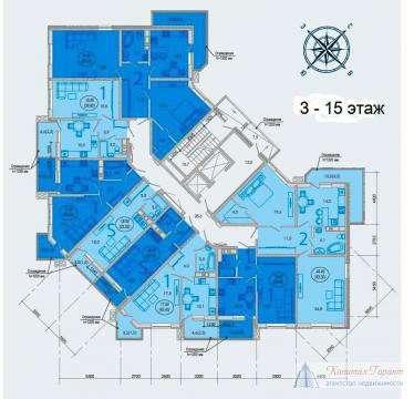 Продается квартира у моря в центре г. Новороссийска Фото 5