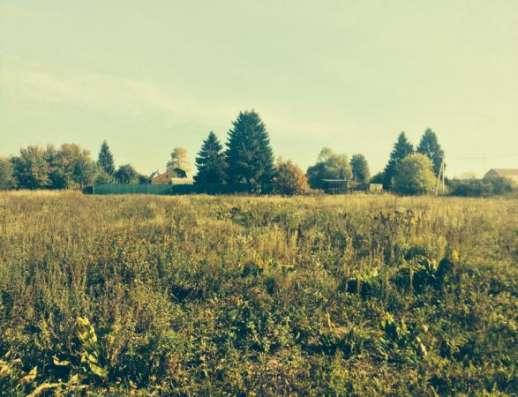 Земельный участок 20 соток дер.Коровино в Можайском районе,99 км от МКАД по Минскому шоссе.
