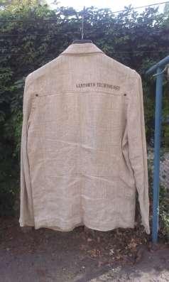 Недорого продам летний пиджак из натурального льна