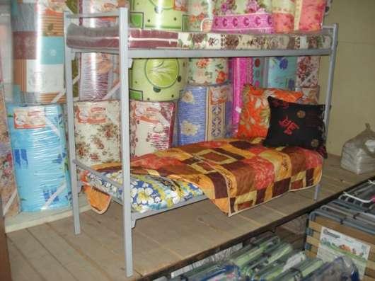 Кровати и текстиль