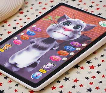 Популярный детский планшет с говорящим котом в Москве Фото 2