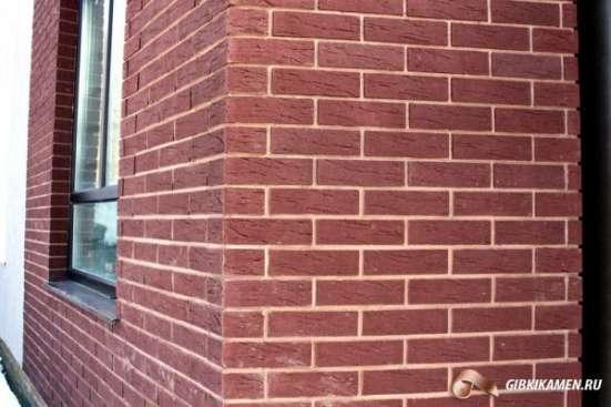Гибкий кирпич для фасадов и интерьеров в Чебоксарах Фото 2