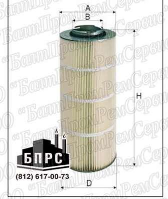 Производство фильтров для порошковой окраски! в Сургуте Фото 2