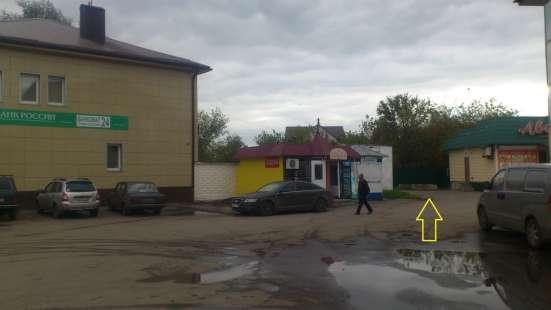 Участок под ТОРГОВЫЙ ПАВИЛЬОН в центре с. Добринка
