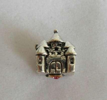 Пандора Pandora браслеты с шармами замок принцессы в г. Северодонецк Фото 4