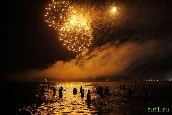 Главный летний праздник Испании – праздник Сан Хуана