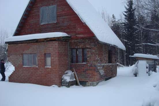 Садовый участок близ Екатеринбурга
