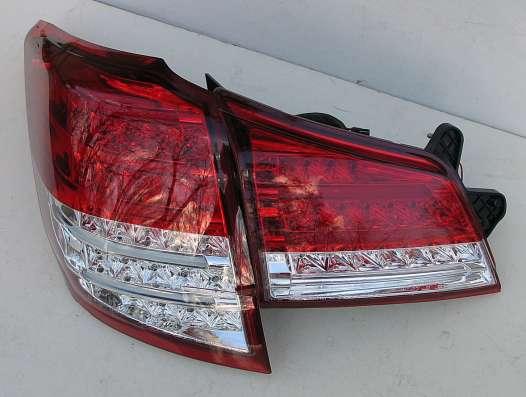 Тюнинг фонари задняя оптика Subaru Outback 2010+ в г. Запорожье Фото 1