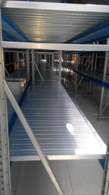Поставка и монтаж складского и офисного оборудования