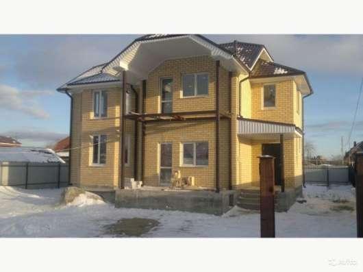 Коттедж 152 м² на участке 7 сот. в Екатеринбурге,село Косулино