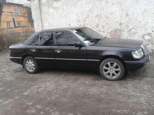Продажа авто, Mercedes-Benz, W124, Автомат с пробегом 402000 км, в г.Донецк Фото 1