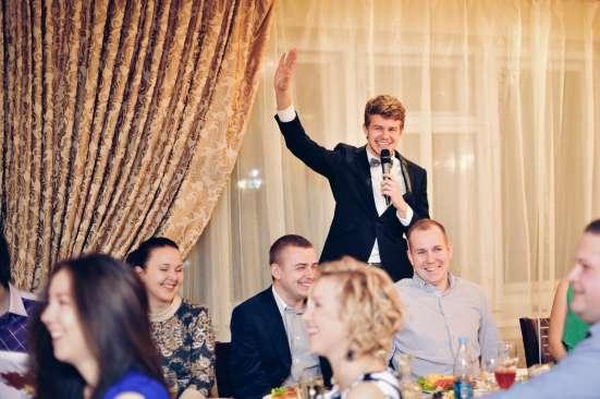Ведущий|На свадьбу|Корпоратив|Красноярск Тамада