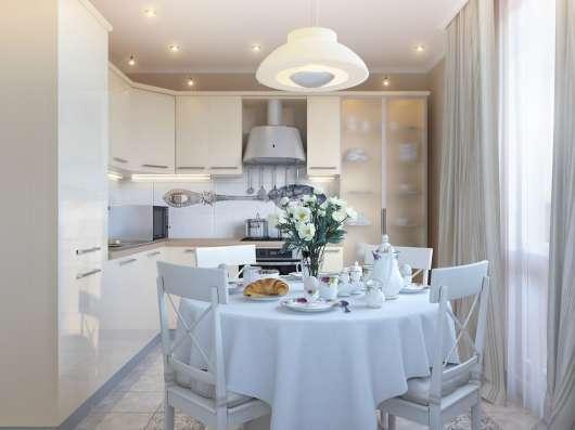 Кухня глянец Robusto