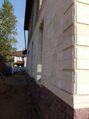 Монтаж крыш фасадов в Новосибирске Фото 3