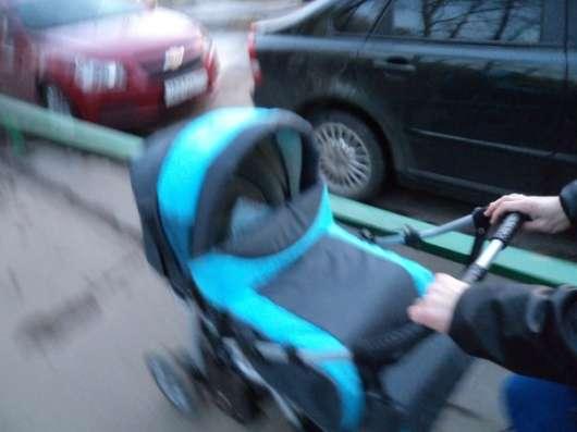 Детская коляска-трансформер, ванночка и т. д