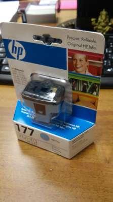 HP картриджи