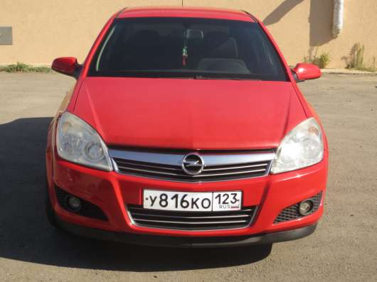 Продажа авто, Opel, Astra, Робот с пробегом 130000 км, в Краснодаре Фото 5