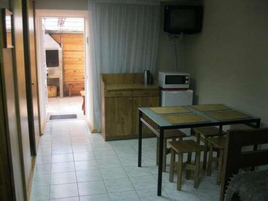 Гостевом доме «Студия» в Гурзуфе